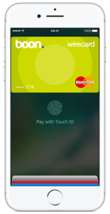 Wirecard payment app