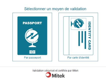 b-sharpe digital identification