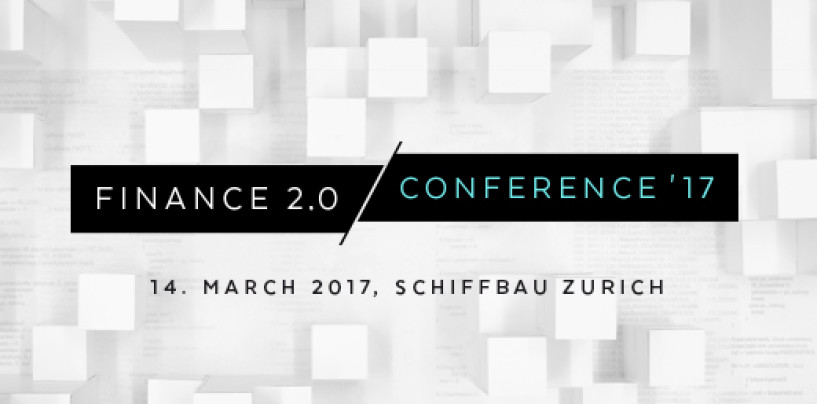 3 Free Tickets for Upcoming Finance 2.0 Conference in Zurich