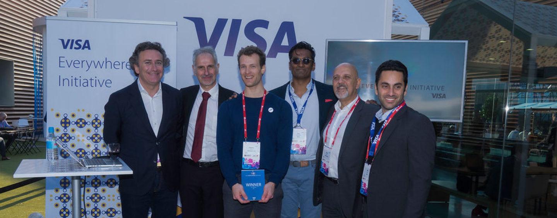 Start-up-Wettbewerb von Visa / Schweizer Fintech nominiert
