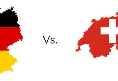 Deutschland oder Schweiz? Wo ist das FinTech Gründen einfacher – ein  Ökosystemvergleich