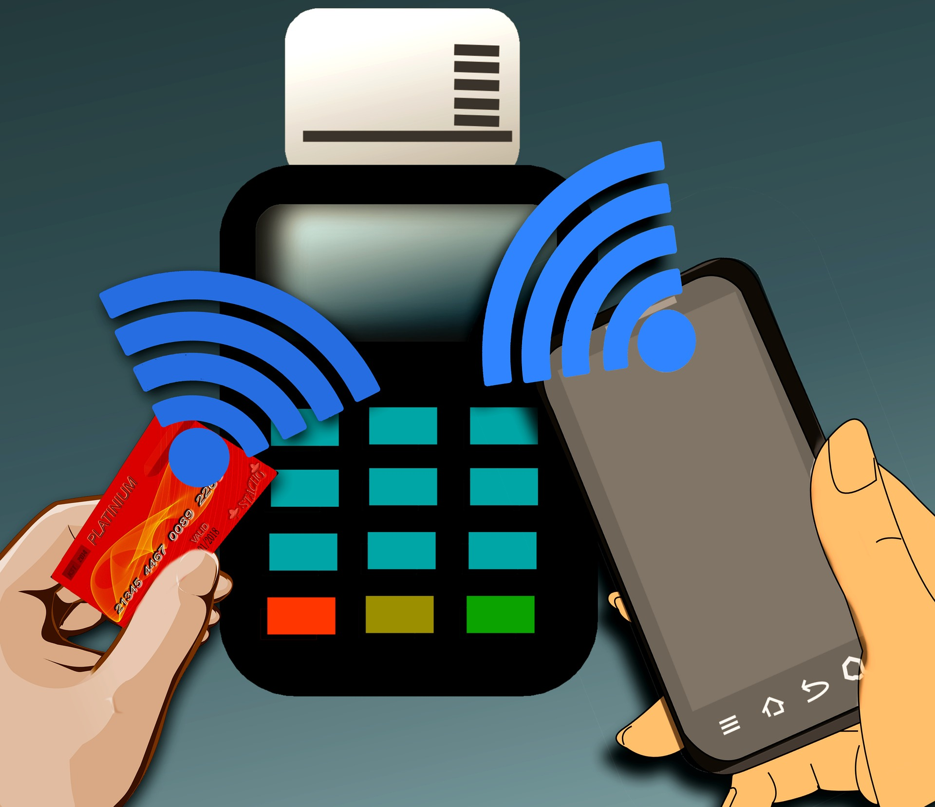 How Companies Are Becoming Banks Through Digitalization