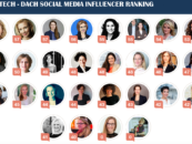 DACH Women Fintech Influencer Ranking