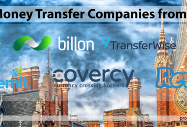 7 Top Money Transfer Companies from the UK