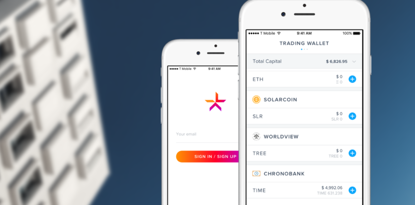 Lykke Adds Support for ChronoBank TIME Token Trading
