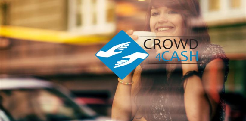Dem Negativzinsumfeld entfliehen mit Crowd4Cash / Neue P2P Lending Platform für die Schweiz