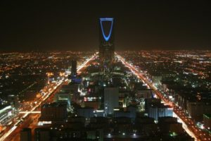 Kingdom Tower, Riyadh, Saudi Arabia