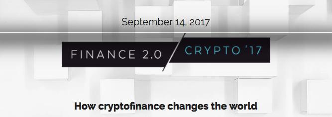 Finance 2.0 Crypto '17