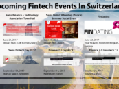 9 Upcoming Fintech Events In Switzerland to Mark in your Calendar