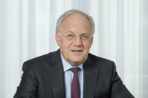 Johann N. Schneider-Ammann, Swiss minister of economic affairs, education and research