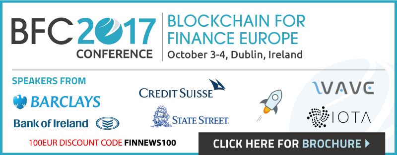 blockchain finance dublin