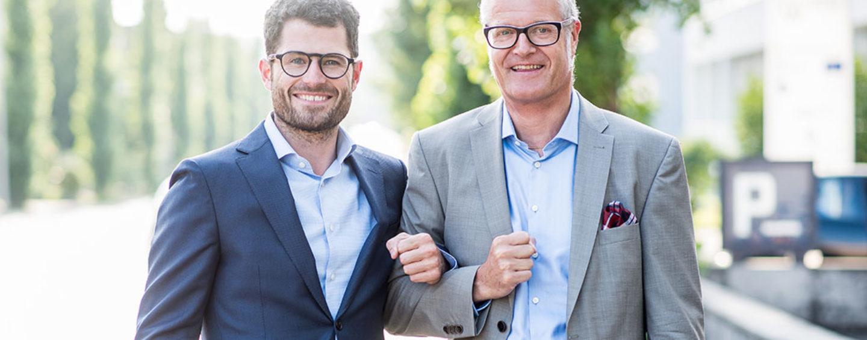 Versicherungs-Broker beteiligen sich an Schweizer Insurtech Unternehmen