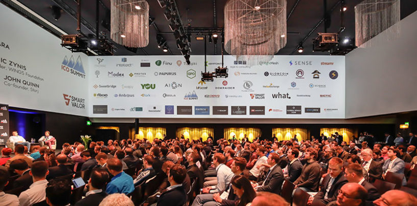 Inaugural ICO Summit Confirms Switzerland's Leading Role in Crypto Finance