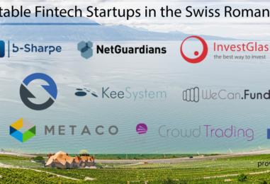 Notable Fintech Startups in the Swiss Romandie
