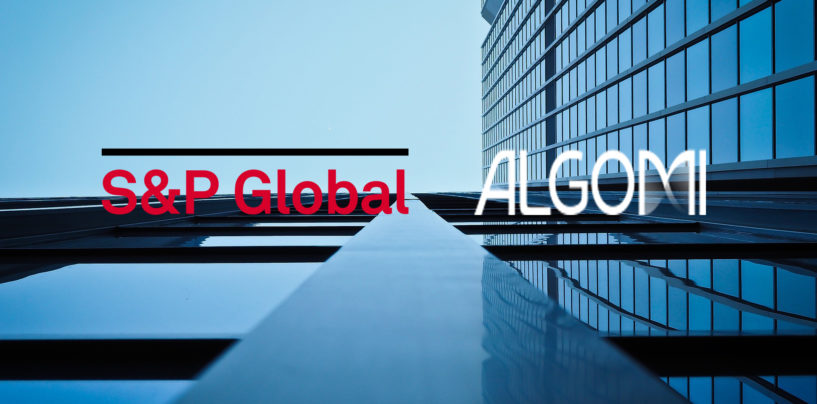 S&P Global Announces Strategic Investment in Algomi