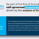 Crowdwiz — A Peek Into The Future Of Financial Services