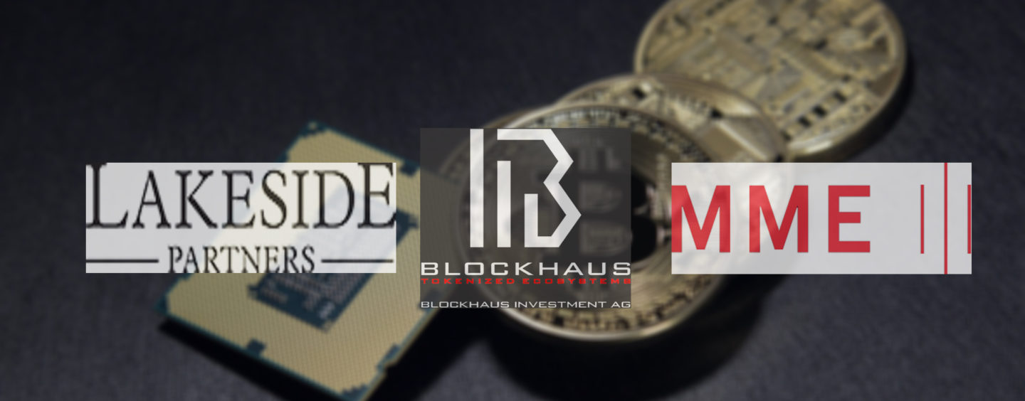 "Lancierung der ""Crypto Valley Labs – the Home for Blockchain Startups"""