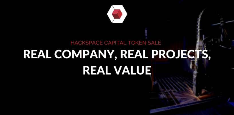 Hackspace Capital Set to Revolutionize CrowdFunding