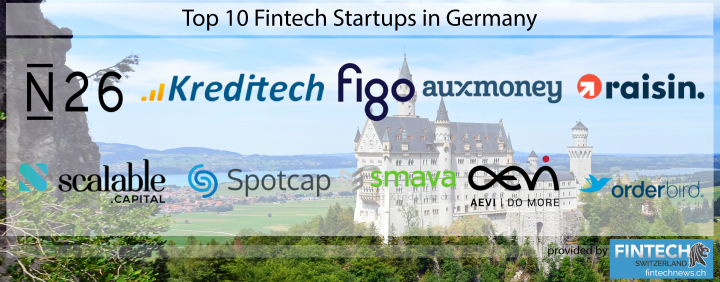 10 Top Fintech Startups in Germany