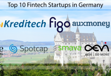 10 Top Fintech Startups in Germany