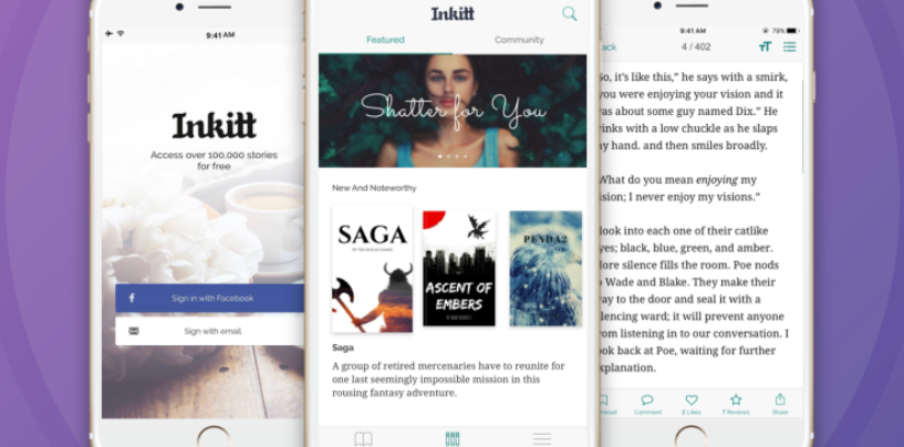Book Publishing Is About To Change – Redalpine Leads $3.9 Mio Investment In Inkitt
