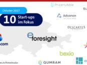 Fintech Start-Up Radar Von Swisscom – Die Top 10 Kurz Vorgestellt