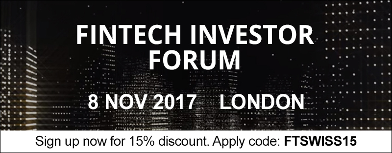 Fintech Investor Forum 2017