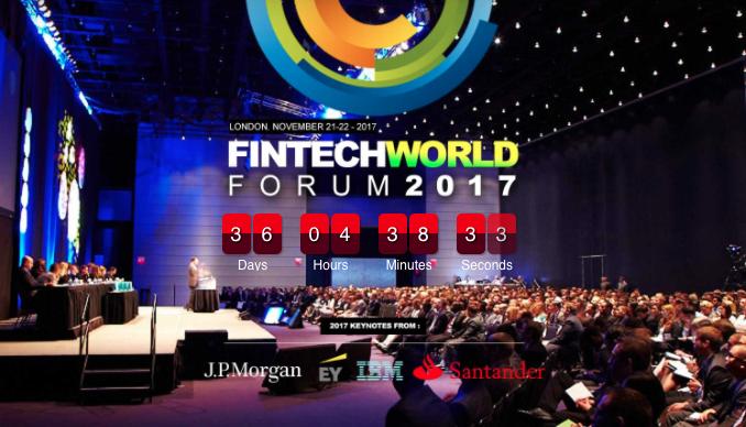 Fintech World Forum 2017