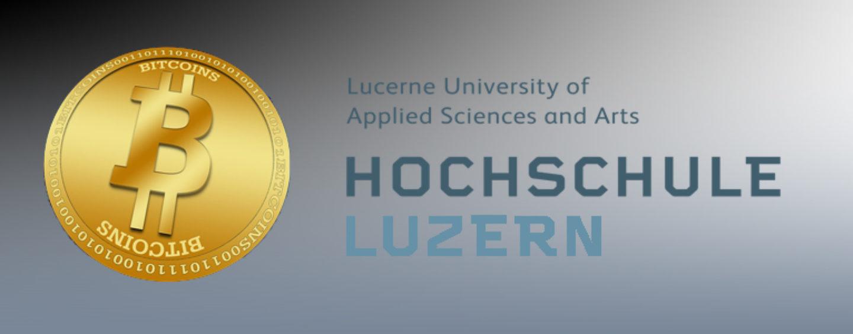 Hochschule Luzern akzeptiert Zahlungen mit Bitcoin