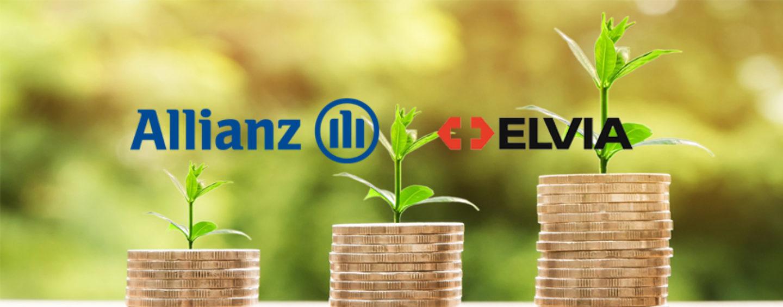 Allianz Suisse Lanciert ETF-Basierte Anlagelösung Für Private (ELVIA Einvest)