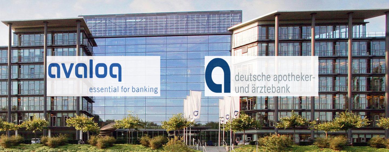 Deutsche Apotheker- Und Ärztebank Unterzeichnet Verträge Mit Avaloq Zur Beschleunigung deren Digitalen Transformation