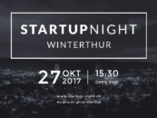 Startup Night Winterthur – Innovation, Startup, Success