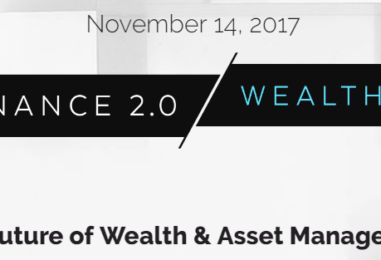 Win 3 Free Tickets for Upcoming WealthTech Conference in Zurich