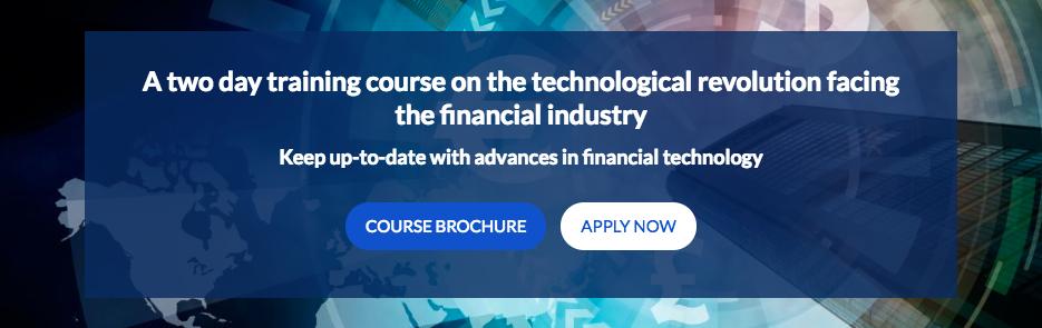 Understanding Fintech Training Course