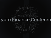 Federal Councillor Johann Schneider-Ammann at Crypto Finance Conference 2018 in St.Moritz