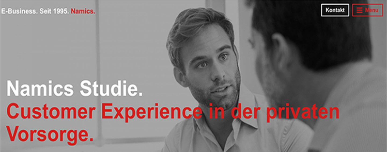 Studie: Wie Überzeugend ist die Customer Experience in der Privaten Vorsorge?