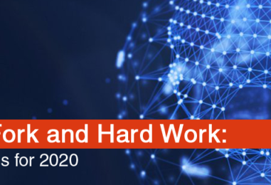 Hard Fork and Hard Work: Predictions for 2020