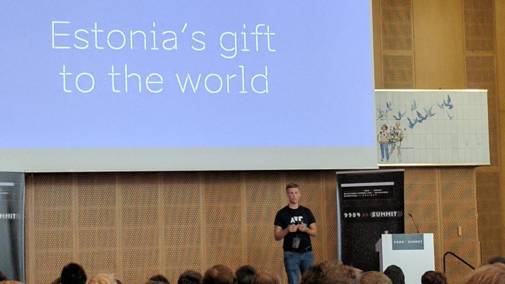 estonias gift to the world