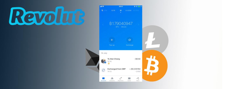 Fintech Revolut Erweitert Sein Angebot Um Kryptowährungen