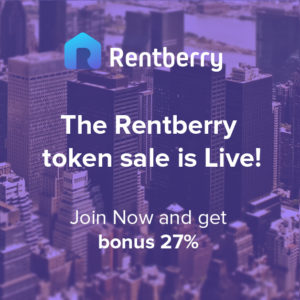 rentberry token sale