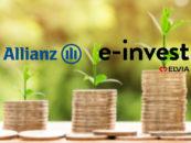 Allianz Suisse Lanciert ETF-Basierte Anlagelösung Für Private (ELVIA E-invest)