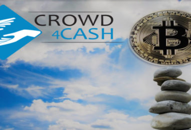 Crowdlending meets Cryptos: Crowd4Cash accepts Bitcoins and Litecoins