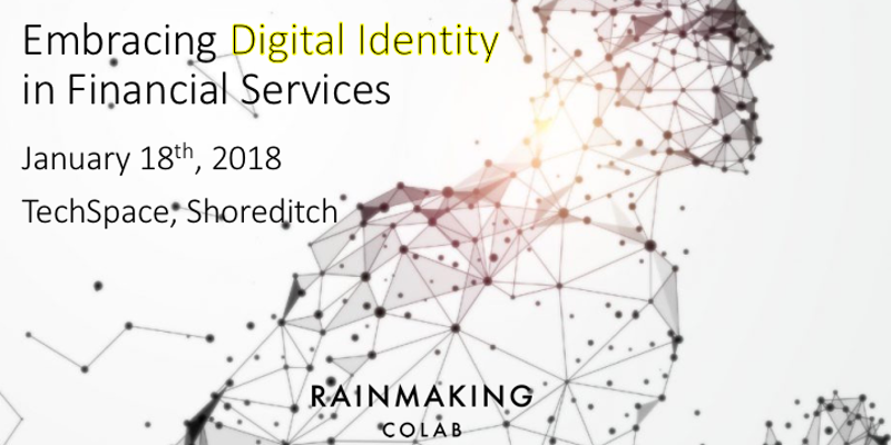 Fintech Social- Embracing Digital Identity in Financial Services