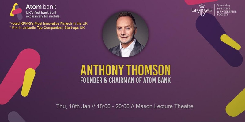 Fintech Visionary- Anthony Thomson