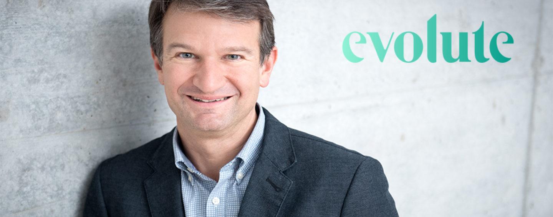 Michael Hartweg neuer VR Präsident vom Fintech Evolute