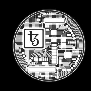 Tezos coin image