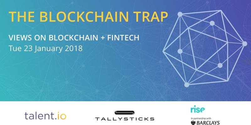Fintech Events in London in 2018 | Fintech Schweiz Digital