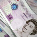 british pound money
