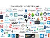 """BORN IN SWITZERLAND"" Swiss Original Fintech Overview Map 110 Companies per 3.3.2018"