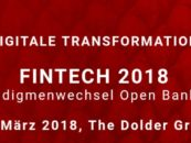 Win 3 free Tickets to FinTech 2018 Conference and Awards in Zurich